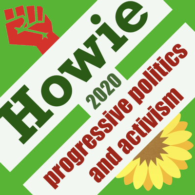 An independent podcast on progressive politics inspired by Bernie Sanders, Howie Hawkins, Angela Walker, progressive and radical activism and the Green Party. This podcast is independent of any candidate, party, PAC, or political organization.