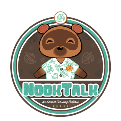 NookTalk is a weekly Podcast where NintenTalk (Pat) and The Nintendo Guru (Bawby) talk about all things Animal Crossing.
