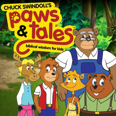 Find adventure, fun, and music in Wildwood! Journey into an exciting world where the truths of God's Word are shared by a cast of lovable animal characters and the lessons learned are entertaining and life-changing. On the radio each week or in your podcast player app, Paws and Tales helps children grasp essential life lessons in a fun and memorable way.