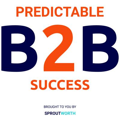 The predictable B2B success podcast is all about helping business owners, marketing and sales executives achieve predictable growth by expanding their influence. Each episode features an interview with a founder, sales or marketing executive or thought leader in the B2B space discussing topics like marketing strategy, sales strategy, strategic partnerships, customer success, customer experience, people experience, hiring, social media, content creation and marketing, podcasting, video marketing, influencer marketing, agile marketing and much more.  We might be bringing on well known authors or hosts of popular podcasts but most importantly you'll hear from those who have hands on experience in creating predictable B2B success. Through each episode we'll be helping you explore the best ways to create predictable B2B success in your business.  If you have any suggestions for future episodes, or feedback on the podcast, get in touch via twitter at @vpkoshy or through the website at https://www.sproutworth.com