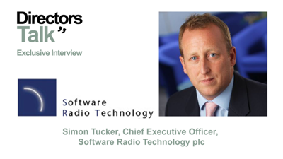 Cover art for Simon Tucker - CEO- Software Radio Technology plc