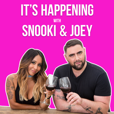 Your girl Snooki is back and she's here to spill the tea with her squirrel, make up artist, and gay best friend, Joey. Snooki and Joey will be hot messes talking hot topics; celebs, the latest news and trends, and of course, family, all while joined by their celeb friends.