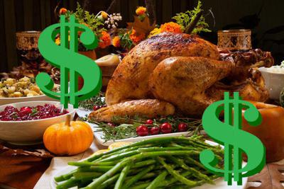 Cover art for Charging for Thanksgiving
