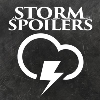 """Cover art for STORM OF SPOILERS – """"What Would Jon Snow Jesus Do?"""" The Season 4 Wrap Up Special"""