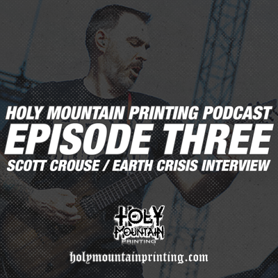 Cover art for 3: SCOTT CROUSE / EARTH CRISIS INTERVIEW: PART THREE