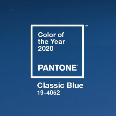 Cover art for Color of the Year 2020