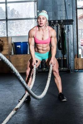 Cover art for 8: Steroids In Crossfit | Natalie Newhart Shares Her Perspective