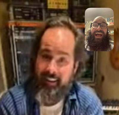 Cover art for Episode 263 - Ronnie Vannucci Jr. (The Killers, Attaboy Skip, Fault)