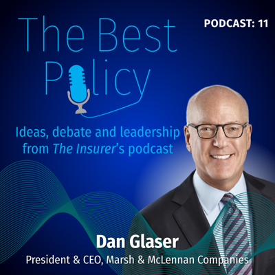 Cover art for 11: Dan Glaser podcast Part III: MMC outlook and the future of Lloyd's