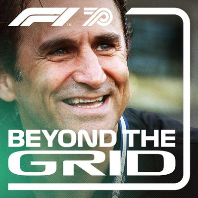 Cover art for 90: Alex Zanardi on his rollercoaster F1 career – and his extraordinary life since
