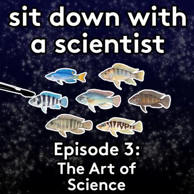 Cover art for 3: Episode 3 - Creating Art from Science with Life Science Studios