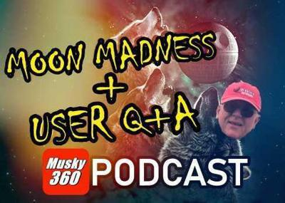 Cover art for 36: Moon Madness & Q+A