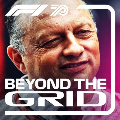 Cover art for 98: Fred Vasseur on guiding Alfa Romeo back to the front and nurturing some of F1's most talented drivers