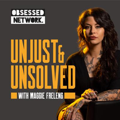 Cover art for PREVIEW: Unjust and Unsolved