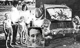 Cover art for Episode 70: The Crawford Family Murders