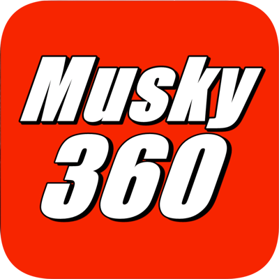 The Musky 360 App Podcast  Musky Fishing tips and tactics and conversations with the best musky fishermen in the world.  Joe Bucher's Musky 360 presents the best musky fishing info. If you don't have the app yet head over to the App Store for your free download.