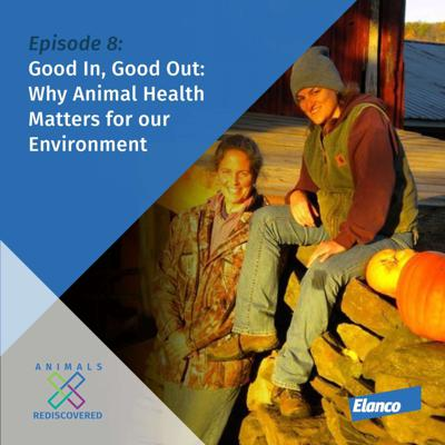 Cover art for Good In, Good Out: Why Animal Health Matters for our Environment