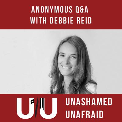 Cover art for Ep 32: Anonymous Q and A with Debbie Reid