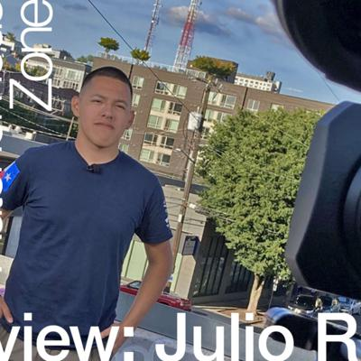 Cover art for The After Action Review Episode 24: Marine and Journalist Julio Rosas on Seattle and Minneapolis