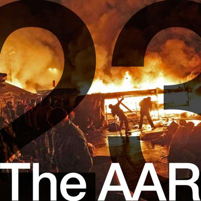 Cover art for The After Action Review Episode 23: Green Beret Clay Martin on Antifa and Urban Survival