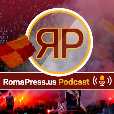 Cover art for Roma-Atletico Madrid Review, Roma-Verona Preview, and Alessandro Austini of Il Tempo (Ep. 6)