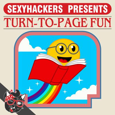 Turn to Page Fun | By Sexy Hackers Clothing