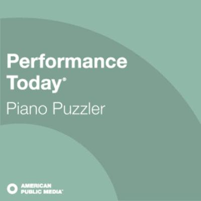 Cover art for Performance Today - Piano Puzzler 07/08/2020