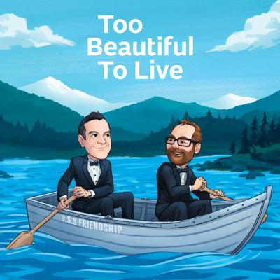 TBTL (Too Beautiful to Live) is a daily weekday podcast from Luke Burbank and co-host/producer Andrew Walsh.  It is about life, current events, popular culture, puttering, serial boat ownership, and night pants.  Hotline: (206) 414-8285.
