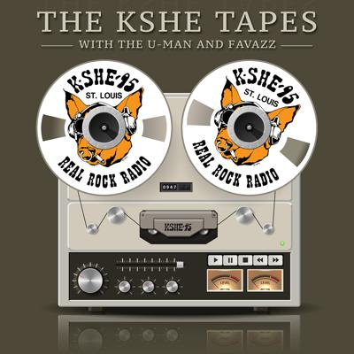 U-Man and Favazz explore the back stories and interviews heard on KSHE, the longest running rock station in the country
