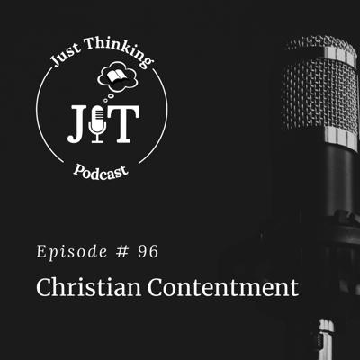 Cover art for EP # 096 | Christian Contentment