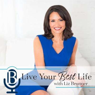 "Teach.  Motivate.  Inspire.  These are the themes that run through my conversations on ""Live Your Best Life with Liz Brunner"""