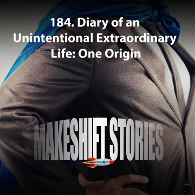 Cover art for Diary an Unintentional Extraordinary Life: One Origin