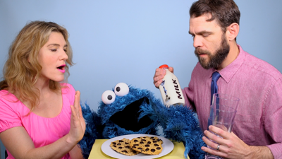 Cover art for What Cookie Monster Taught Us About Self-Control