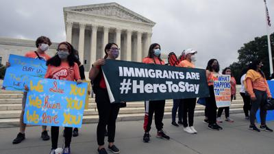 Cover art for Supreme Court Protects Rights For DACA And LGBTQ Workers