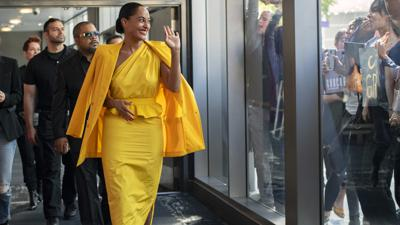 Cover art for Tracee Ellis Ross Is Thriving, Not Surviving