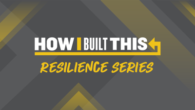 Cover art for How I Built Resilience: Live with Melanie Perkins and Bill Creelman