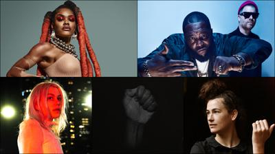 Cover art for NPR Music's No. 1 Albums And Songs Of June