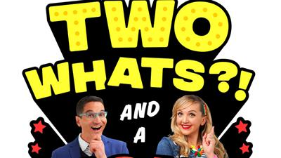 Cover art for Two Whats!? And A Wow! - Cry-Thru (encore)