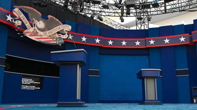 Cover art for Ahead Of First Presidential Debate, Almost 1,000,000 Americans Have Already Voted