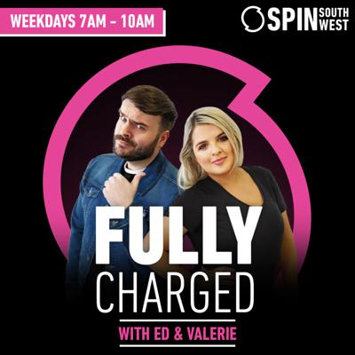 Cover art for Fully Charged with Marty Morrissey