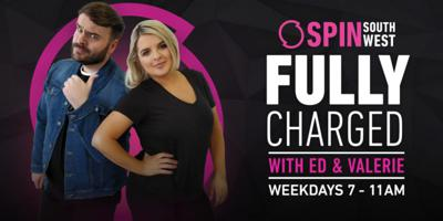 Cover art for FULLY CHARGED CHAT TO DARREN REGAN ABOUT BRAND NEW SINGLE
