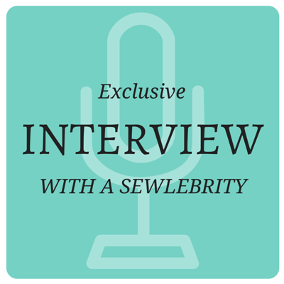 Cover art for BONUS EPISODE Interview with a Sewlebrity