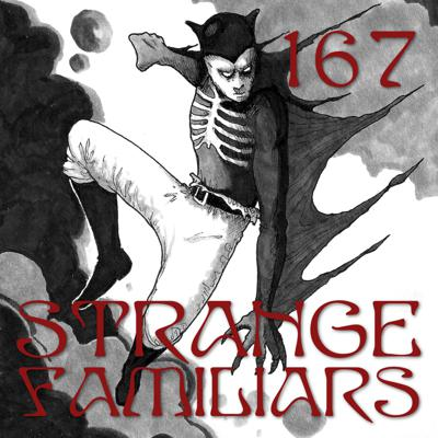 Cover art for Spring-Heeled Jack and Other Prowling Ghosts, part 4