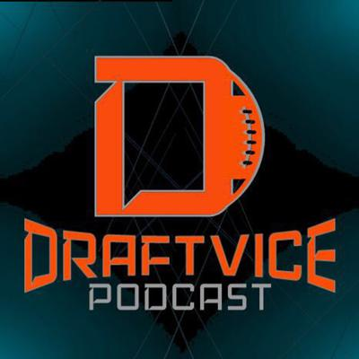 A podcast combinding stand up comics and football! Check out for News & Analysis surrounding Fantasy Football and the NFL Draft.Follow the podcast at: @Draftvice on Twitter, @Draftvice_Football on InstagramWalter- @BrojoDeathpunchProgramming notes-New episodes Tuesdays, Wednesdays & Thursdays for all of MayJune