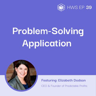 Cover art for How to Create a Personalized App for Different Customer Avatars with Elizabeth Dodson
