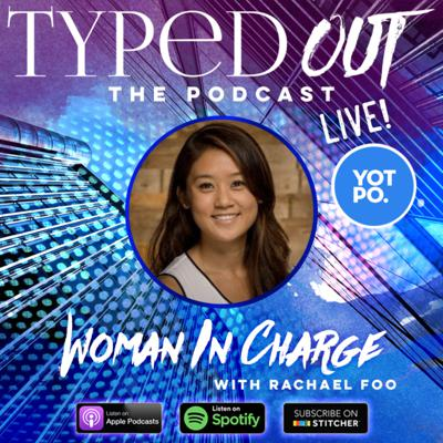 Cover art for Woman In Charge with Rachael Foo