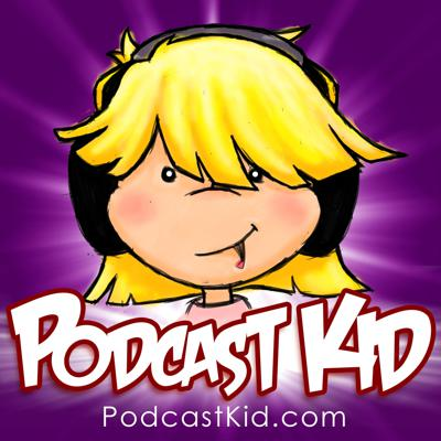 Podcast Kid is a weekly kids & family podcast by Jenna and her dad, James. They talk about good character and other topics that matter to kids: movies, books, TV shows & more!