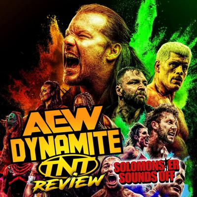 Cover art for AEW Dynamite FYTER FEST 2020 Night 1 Review | THREE TITLES ON THE LINE!
