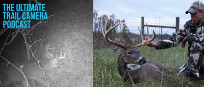 Cover art for Trail Cameras Cost, Use, and Controversy with Byron Horton from The Whitetail Experience.