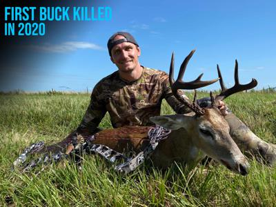 Cover art for First Buck Killed in 2020 | South Florida Whitetail